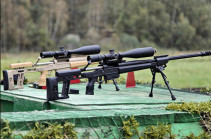 """Russian ORSIS weapon supplying company withdrawn from """"black list"""" in Armenia"""