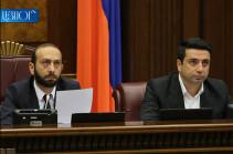 Парламент продлил срок деятельности комиссии по изучению обстоятельств Апрельской войны
