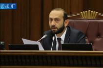 Парламент Армении принял в первом чтении законопроект о досрочном выходе на пенсию судей Конституционного суда
