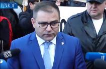 Я ожидаю от суда правового подхода – Нарек Малян