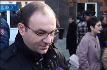 "The new bill is ""bribe"" to CC members: Arsen Babayan"