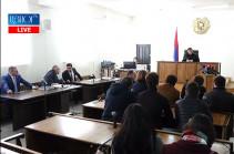«Մալյանն ընդդեմ «Ռեստարտի» գործով դատական նիստը հետաձգվեց (Տեսանյութ)