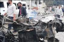 Աֆղանստանում ավիաբազայի մոտակայքում տեղի ունեցած պայթյունի հետևանքով ավելի քան 30 մարդ է վիրավորվել