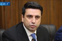 Если судья КС не пожмут протянутую руку, никакой катастрофы не произойдет – Ален Симонян