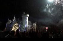 Спасение коллективного замка (Видео)