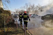 В Варшаве произошла серьезная авария на теплосети