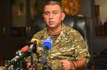 Армен Автандилян назначен начальником службы призывного и мобилизационного пополнения
