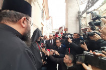 Bishop Sahak Mashalian elected the 85th Armenian Patriarch of Constantinople