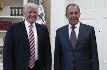 Kremlin says premature to talk about thaw in Russia-US ties after Lavrov-Trump meeting