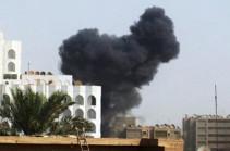 В Багдаде две ракеты упали около международного аэропорта