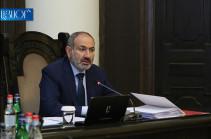 Никол Пашинян призвал тех, кто уклонился от службы в армии, встретить Новый год в Армении