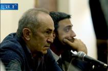 Robert Kocharyan to pass post-surgical rehabilitation at Izmirlyan medical center
