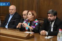 Հայկական պատվիրակությունը տապալել է ադրբեջանական կողմի՝ ՀԱԷԿ փակման հարցը դնելու փորձը. Գայանե Աբրահամյան