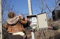 Սահմանապահ Բերդավանում ավելացել է գիշերային անվտանգ անցուդարձի հնարավորությունը