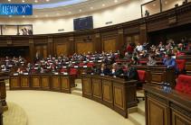Парламент Армении обсуждает вопрос предоставления Азиатским банком развития кредита бюджетного содействия на 36.5 млн. евро
