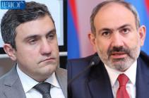 Пашинян сегодня признался в том, что в составе этого правительства работают министры со школьным уровнем знаний – Артур Казинян