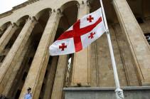 Оппозиция в Грузии сорвала заседание парламента, разлив в зале неизвестную жидкость