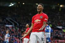 «Манчестер Юнайтед» с первого места вышел в плей-офф Лиги Европы