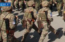 Парламент Армении принял проект закона о восстановлении спортивного клуба армии