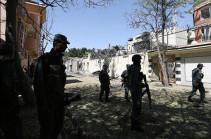 В Афганистане десять человек погибли при взрыве придорожной мины