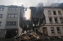 В жилом доме в Германии произошел взрыв