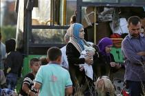 Более 960 беженцев вернулись в Сирию из-за рубежа за сутки