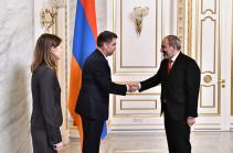 Премьер-министр принял нового руководителя миссии Международного валютного фонда