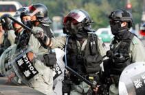 Հոնկոնգի ոստիկաններին կես տարի տևած ցույցերի ընթացքում վճարել են 122 մլն դոլար արտաժամյա աշխատանքի համար