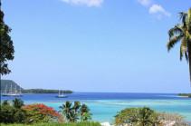 У берегов Вануату произошло землетрясение магнитудой 5,9