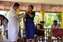 На Фиджи 21 человек погиб от эпидемии кори