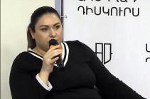 Ադրբեջանը լրագրողների փոխայցը կարողացավ օգտագործել իր շահերի համար. Էլիբեգովա