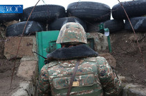 Azerbaijani side violates ceasefire over 180 times during the week