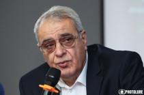 War may break at any moment: Davit Shahnazaryan