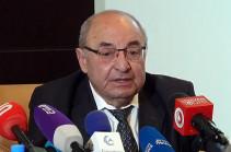 Պատերազմի վտանգ միշտ կա. Վազգեն Մանուկյան