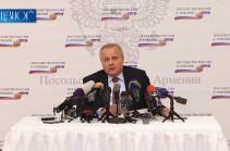 ԼՂ համակարտության կարգավորումը եղել և մնում ՌԴ արտաքին քաղաքականության առաջնահերթություններից մեկը. Դեսպան