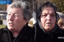 Զոհված ազատմարտիկների մայրերը սպառնում են արգելել իշխանության ներկայացուցիչների մուտքը Եռաբլուր պանթեոն (Տեսանյութ)