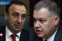 Hrayr Tovmasyan's interrogation another staged performance: ex-minister