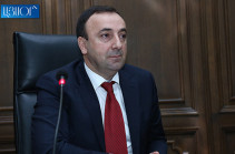 CC chairman Hrayr Tovmasyan charged: human right activist