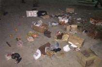 Արցախում զինվորներին ուղարկված ծանրոցներում եղել են ալկոհոլային խմիչք և փչացած սննդամթերք. ստորաբաժանման հրամանատարը ենթարկվել է կարգապահական պատասխանատվության