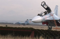 Multi-functional SU-30SM fighter jets are already in Armenia (video)
