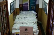 Uruguay seizes record 4.4 tonnes of cocaine in Montevideo