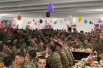 Հայոց բանակում տոնը սկսվեց (Տեսանյութ)