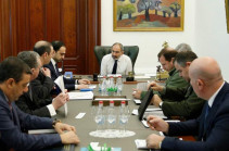 Armenia will not be engaged in anti-American and anti-Iranian actions: Armenia's PM