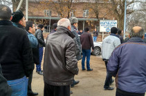 Tensed situation in Armenia's Maralik, health minister's decision raises wave of protest