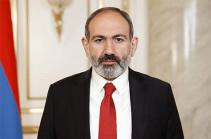 Armenia's PM expresses condolences on plane crash near Tehran airport that took lives of 180 people