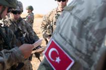 Սիրիայում պայթյունի հետևանքով զոհվել է Թուրքիայի Զինված ուժերի չորս սպա