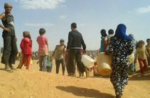 Մեկ օրում Սիրիա է վերադարձել մոտ 1200 փախստական