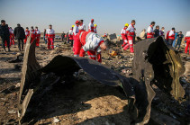 Iran investigation says airliner caught fire before crash, Ukraine outlines theories