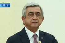 Preliminary examination of Serzh Sargsyan's case ends