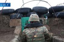 Азербайджан произвел за неделю в направлении армянских позиций свыше 700 выстрелов